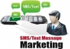 provide 500 mobile phone numbers for SMS text message marketing