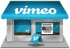 provide you 250+ Real Vimeo followers, ratings, thumbs up your video within 24h