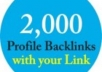 ping and submit your link to 2000+ high PRs