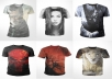 create an original,professional custom tshirt