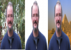 remove Any kind of backgrounds or change background professionally from 12 pictures