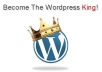 show you how to create and host your own Wordpress Website