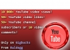 bring over 10 000 YouTube views and over 50 likes or over 50 subscribers to one of your YouTube videos