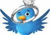 tweet your Jewelry related link on my Twitter 5500+ Followers