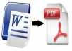 convert from any format,word,excel into pdf or reverse