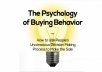teach you how psychology can help your business