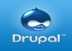 install and create a professional drupal website