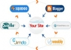 create a High PR Link Wheel to dominate search engines