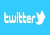Tweet your message to my 15,000+ targeted Twitter users