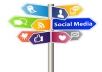 promote your website or anything more than 800,000 fans facebook,twitter