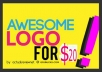 design 3 Awesome and Professional LOGO Design Concepts for your website business
