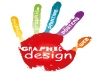design any thing for you in just