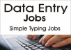 teach you step-by-step how to make $2000 monthly with SIMPLE data entry jobs