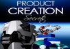 teach you in this guide how to create products of your own that wont take much time and money to create.
