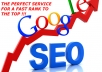 boOST Your RANK Super Fast in Google for