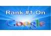 Get Your Website 7 PR 7 And 7 PR 6 Quality BACKLINKS - Guaranteed