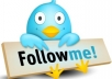 give 10000+ Real Twitter followers or Instagram followers in 2 hours