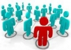 Advertise your website/Blog to 4 Million+ (3500000)FB fans including 23000+ active friends followers timeline wall post