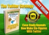 Reveal How Make Six-Figures With a POWERFUL Twitter Strategy