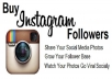 give Instantly 2,000 High Quality Instagram Followers OR 2,000 Likes within 3 hours