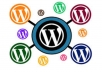 help with 3 customization for your wordpress WP blog or joomla site