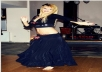 I will do a professional 2 minute long video of me belly dancing for any occasion, and I will write your message, logo or URL address on my belly or chest.  This is a really great gift for your friends or just to promote your company or work :)