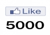 give you 1000+ Real and Active FACEBOOK fans To You Page, Genuine Users With many Friends
