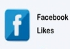 give you 100 facebook likes only