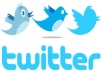 advertise you to get 200 Real RETWEETS, by real people on real profiles