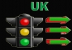 send 350+ Daily Real UK website TRAFFIC For 14 Days, Improve Alexa and search engine ranking