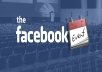invite 8,000 real worldwide fb friends to your event