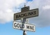 tell you how to build a Ton's of quality backlinks