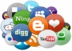 Promote your WEBSITE or any kind of LINK to my Active and responsive 15 million++ Facebook group members and   2000000++ Facebook fan within 24 hours