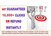 Blast Your Solo Ads,Website,Affiliate,Referral Links or Any Offers To 82+Million RESPONSIVE Member list, Get Guarantee 10 000+ Quality Clicks with My Active List