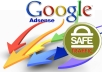 send you ★2000+★ real Adsense safe human visitors/traffic to your website with report