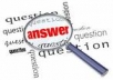 answer questions on Y!A + include your website link