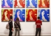 make 5 warhol art exhibit with your image