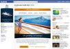 create a facebook fanpage with a very good looking background for you….