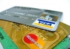 provide info on how to get a $25k-$50K business credit card