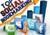 social bookmark your site manually to Top 10 bookmarking site seo boost ranking +create 1000 backlink as bouns with proof