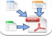 assist to convert any Office documents which are Word, Excel or Power Point into PDF format. A great format way to safe your work document safely and avoid from being altered easily