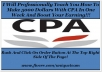 Teach You How To Make 5000 Dollars With CPA In One Week