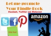 promote Your Kindle book to 30 facebook Kindle groups