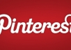 Give You 300++ Pinterest Followers, Pinterest Pins, Pinterest Repins or Pinterest Likes GUARANTEED in 24h