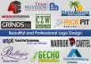 design professional logo with free source files
