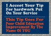 Accept Tip And Post Your Service 10 Extra Facebook Group in return if you want