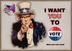 give 35 votes/polls from 35 separate email address to any contest on any website
