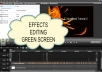 perform Professional Video Editing in just 3days
