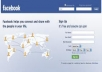 give you 500+ facebook website likes fast No Fanpage