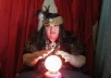 I will create a 720pHD video performing an utterly fake reading for you as fortune teller psychic La Vonnawanna Dahlah PERSONALIZED